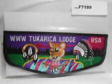 TUKARICA LODGE 266 BLACK BORDER  F7189