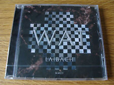 CD Album: Laibach : Wat : Sealed