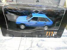 LADA VAZ Samara Foma 2109 5 Türer blau blue 1984 TMF Altaya De Agostin SP 1:43