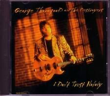 GEORGE THOROGOOD I Don't trust Nobody EXTENDED CD single PROMO