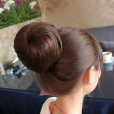 Hair Extensions Up Clip on Bun Dish Dome Chignon Hairpiece Hair Accessori.Pro