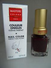MASTERS COLORS COULEUR à ONGLES VERNIS PARFAIT 95 NAIL COLOR nail polish N° 95