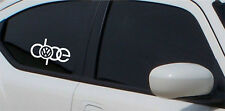 VOLKSWAGEN DOPE VW BEETLE JETTA GOLF Truck Car Vinyl Window Sticker DECAL