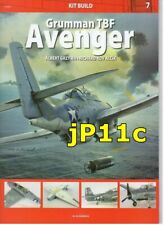 Grumman TBF Avenger - Kagero Kit Build  ENGLISH