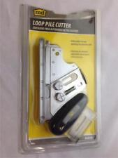 * M-D Loop Pile Carpet Row Cutter 48100 Adjustable Throat Opening New