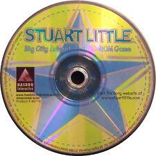 Stuart Little: Big City Adventures CD-ROM Game (PC, 1999 Sony/Hasbro)
