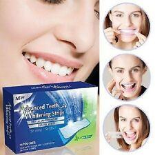 28 PROFESSIONAL 3D TEETH WHITENING STRIPS HOME TOOTH BLEACHING  WHITESTRIPS SALE