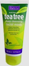 BEAUTY FORMULA TEA TREE Facial Mask100ML