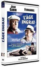 DVD *** L'AGE INGRAT *** Fernandel, Jean Gabin  ( neuf sous blister )