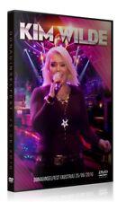 Kim Wilde - Live Donauinselfest 2010 - Pro-Shot Broadcasting Rare Media DVD