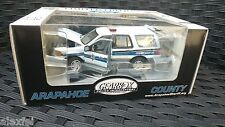 ARAPAHOE COUNTY, CO SHERIFF-2005 FORD EXPEDITION GEARBOX 1:43 SAMPLE CAR LTD.ED