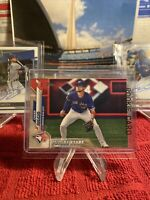 "2020 Topps ""Future Stars"" Cavan Biggio NM Toronto Blue Jays"
