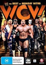 The WWE - Very Best Of WCW Monday Nitro : Vol 2 (DVD, 2016, 3-Disc Set)