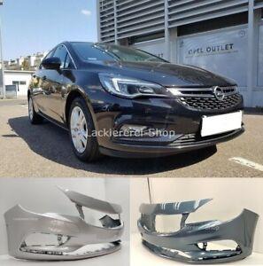 Opel Astra K 2015-2019 STOßSTANGE VORNE Frontschürze LACKIERT IN WUNSCHFARBE,NEU