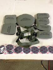 USGI Zorbium Helmet Pad SeT      NEW Replacement ACH Helmet  ZORBIUM Pad  Kit