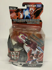 Takara Transformers Animated TA-12 Arcee MOSC