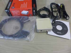 Terratec Grabster AV350MX zum Digitalisieren von Videos