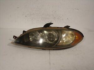 05 06 07 08 2006 2007 2008 SUZUKI RENO DRIVER LEFT HEADLIGHT LAMP LENS #11560