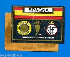 Nuova CALCIATORI PANINI 1966-67 - Figurina-Sticker - SPAGNA SCUDETTO -New
