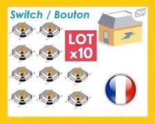 10 micro switch button key card RENAULT LAGUNA ESPACE MEGANE SCENIC VEL SATIS