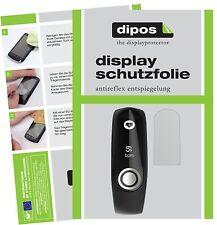 6x TomTom Touch Cardio Film de protection d'écran protecteur antireflet dipos