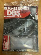 BUILD YOUR OWN EAGLEMOSS JAMES BOND 007 1:8 ASTON MARTIN DB5 ISSUE 11