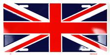 "UK United Kingdom England British 6""x12"" Aluminum License metal Plate Sign"