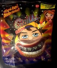 GRILLZ Candy RARE Teeth Mouth Piece Confection SERIES ONE 2006 12g Sweets