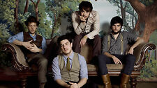 Mumford e SONS A4 poster stampa 260GSM