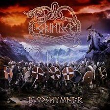 """Grimner """"Blodshymner"""" CD [VIKING FOLK METAL FROM SWEDEN]"""