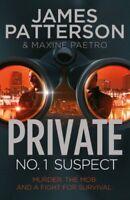 Private: No. 1 Suspect: (Private 4),James Patterson- 9780099550167
