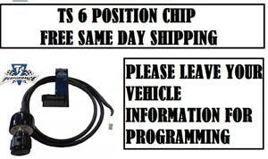 TS Performance 1180403  7.3 Ford 95-97 Manual Transmission 6 Position Chip