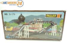 E57H218s Faller H0 B-179 Gebäude Bausatz Fußgängerbrücke *NEU*