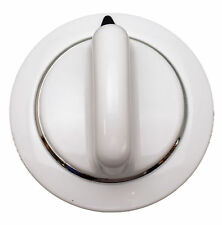 WE1M654, White Dryer Knob for General Electric