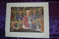 HISTORY OF MEDICINE, IN PICTURES 5 ART PRINTS ROBERT A. THOM