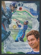Mozambique - 2013, Cricket CHAMPIONS feuille - MNH