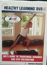 Exercise Healthy Learning DVD Ace's Guide Traditional Aerobics and Step