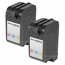 2Pk 78 C6578DN COLOR Printer Ink Cartridge for HP Deskjet 1220c-ps 1220cse