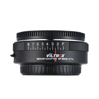 Viltrox Lens Adapter Focal Reducer Booster Nikon F Lenses to M4/3 Mount Cameras
