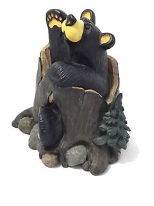 Bearfoots Bears Big Sky Carvers by Jeff Fleming Bear Andy 0103