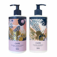 NAK CARE BLONDE SHAMPOO 500 ML AND CONDITIONER 500ML