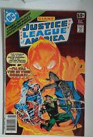 Justice League of America #154 (1978) DC Comics 7.0 FN/VF Comic Book