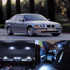 16×white Interior LED light kit for BMW 3 series M3 E 36 sedan coupe (92-98)