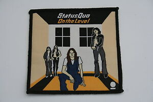 Status Quo On The Level Patch