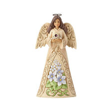 Jim Shore Heartwood Creek 'February Angel' Monthly Birthday Angel 6001563 NIB