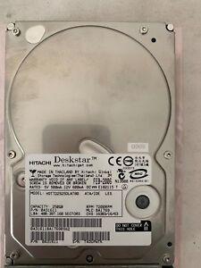 Hitachi Deskstar HDT722525DLAT80 P/N: 0A31611 250GB Hard drive ATA/IDE 7200RPM