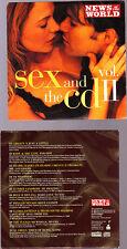 Promo CD, Sex & the CD Vol2, Just a Little, Move Closer. Woman no Cry