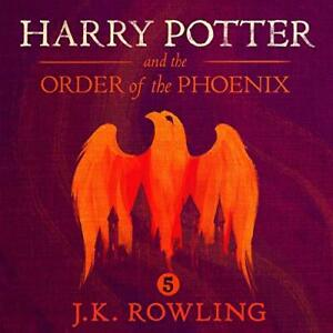 AUDIOBOOK: Harry Potter and the Order of the Phoenix