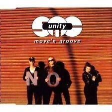 Smc unity Move 'n Groove (1993) [Maxi-CD]
