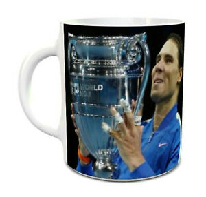 Rafael Nadal ceramic mug world number 1